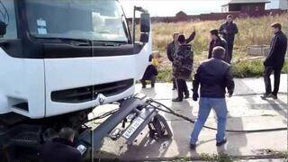 Rosja: Holowanie