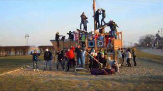 Harlem Shake in Poland [TCZEW] - Playground / PLAC ZABAW!