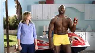 Terry Crews - Old Spice All Commercials