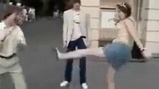 Ultimate Girl fight Fail