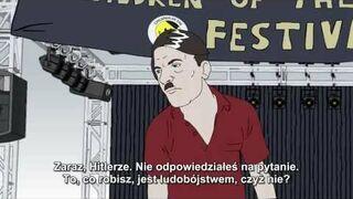 Adolf Hitler - antyrasista (napisy PL)