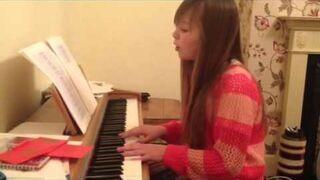 12-latka śpiewa piosenkę DIAMONDS RIHANNY