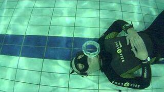 Puszczanie rings-ów pod wodą