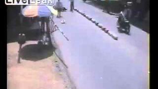Bad Luck for Biker