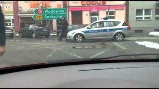 Mandacik im !!! Taki przykład daje nam POLICJA