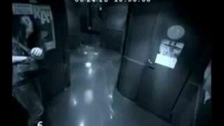 Toaleta w nocnym klubie. Nightclub WC