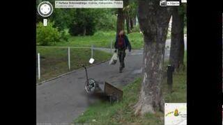 Polska w Google Street View / Poland at Google Street View