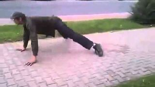 Drunk Karate Master/Pijany mistrz karate