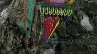 (Top 5) New Scariest Theme Park Rides in the US and Canada