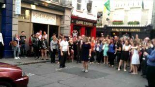 Klasa taksówkarza w Dublinie