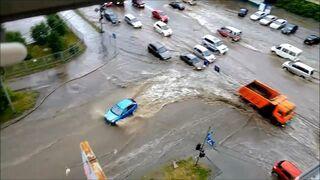 Powódź w Rosji