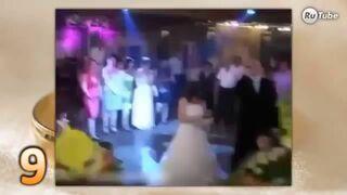 TOP10 Ślubnych wpadek