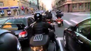 Zrób miejsce motocykliście - będziesz nagrodzony :)