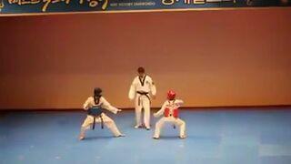 Kung Fu Dancing