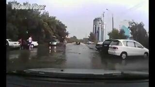 Autostopowicz w Rosji