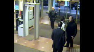 Rosyjska mafia kontra ochroniarze hotelu