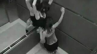 Zabawne w windzie