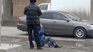 Narkoman w Rosji