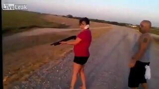 Jak nie strzelać z ShotGun'a