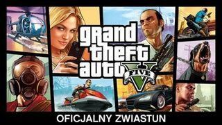 Grand Theft Auto V: Oficjalny zwiastun