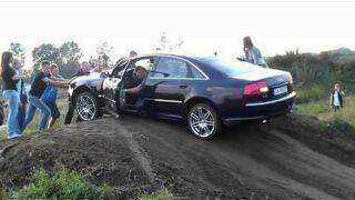 Bo Audi to szrot