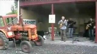 Traktor perkusista