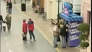 Zbuntowany automat do zdjęć
