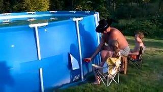 Najlepszy sposób na opróżnienie basenu