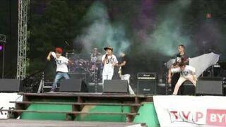 Duże Dzieci - Karny jeżyk ( koncert w Myślęcinku)