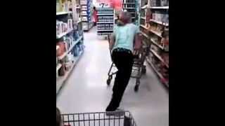 Walmart SUPER shopper!/Super klientka