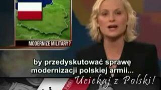Śmieją się z polskiej armii