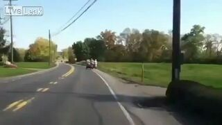 7-osobowy rower Amiszów