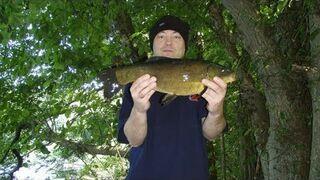 Podwodne polowanie kuszą - lin 2.5 kg