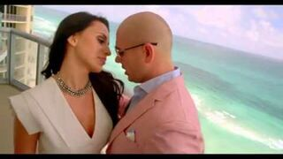 Ahmed Chawki - Habibi I Love You Ft . Pitbull (Official Video)