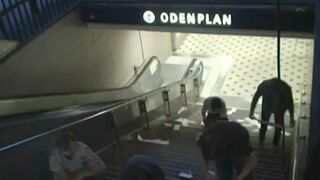 Fortepianowe schody