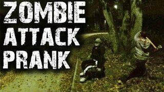 Kawał: Zombi atakuje w Halloween