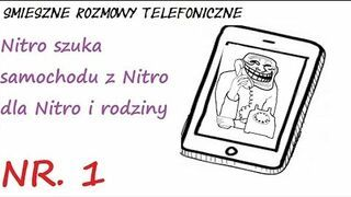 Smieszne Rozmowy Telefoniczne - Samochod dla Nitra i Rodziny [2 Sezon]