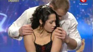Niesamowity taniec w Ukraińskie Mam Talent