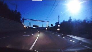 Meteoryt. Ukraina, Krym. 21.11.2013 03:50