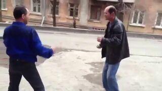 Bitka w Rosji - Nokaut