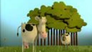 Animals Save the Planet - Cows and gas