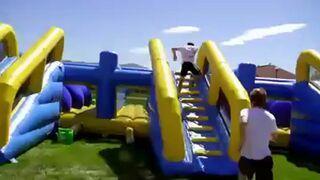 Zabawa dla dużych dzieci!
