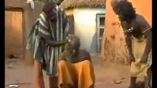 Afrykański medyk