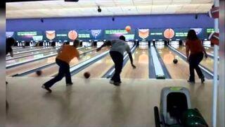 Mistrz bowlingu - fail