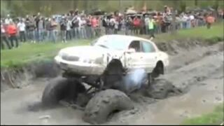 Monster Truck - extreme fail
