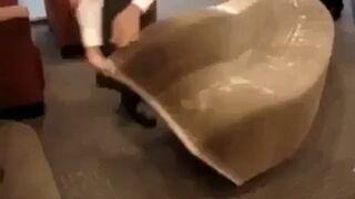 Elastyczne krzesło