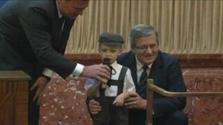 4-letni Mikołaj - Ślązak rozwala system!