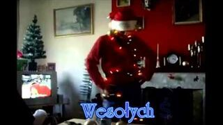 Merry Christmas - Wesołych i pogodnych świąt - funny