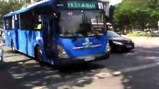 30 sekund grozy - przejście dla pieszych (Sajgon)