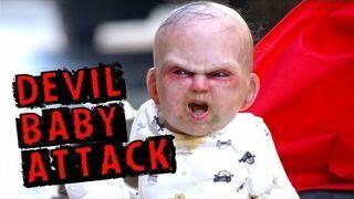 Żart: Dzieciak diabeł atakuje!